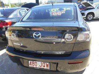 2006 Mazda 3 BK10F1 Maxx Sport Black 4 Speed Sports Automatic Sedan