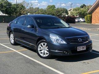 2012 Nissan Maxima J32 MY11 350 X-tronic Ti Blue 6 Speed Constant Variable Sedan.