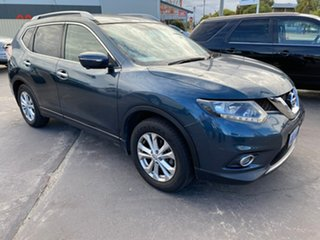 2016 Nissan X-Trail T32 ST-L X-tronic 2WD Blue 7 Speed Constant Variable Wagon.