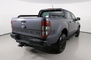 2020 Ford Ranger PX MkIII MY20.25 FX4 3.2 (4x4) Graphite 6 Speed Manual Double Cab Pick Up