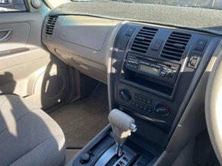 2004 Hyundai Terracan HP MY04 Silver 4 Speed Automatic Wagon