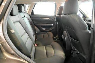 2017 Mazda CX-5 KF2W7A Maxx SKYACTIV-Drive FWD Sport Silver 6 Speed Sports Automatic Wagon