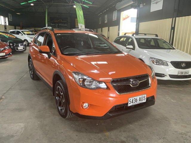 Used Subaru XV MY13 2.0I-S Hampstead Gardens, 2012 Subaru XV MY13 2.0I-S Orange 6 Speed Manual Wagon