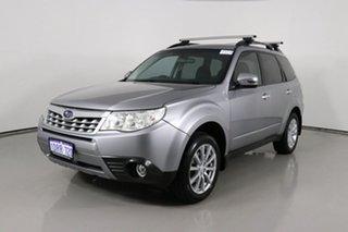 2011 Subaru Forester MY11 XS Silver 5 Speed Manual Wagon.