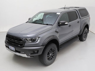 2019 Ford Ranger PX MkIII MY19.75 Raptor 2.0 (4x4) Conquer 10 Speed Automatic Double Cab Pick Up