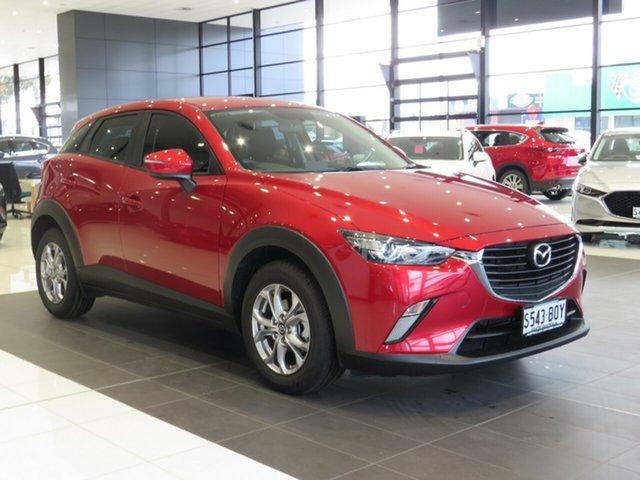 Used Mazda CX-3 DK2W7A Maxx SKYACTIV-Drive Edwardstown, 2017 Mazda CX-3 Maxx SKYACTIV-Drive Wagon