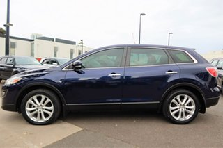 2012 Mazda CX-9 TB10A4 MY12 Luxury Blue 6 Speed Sports Automatic Wagon