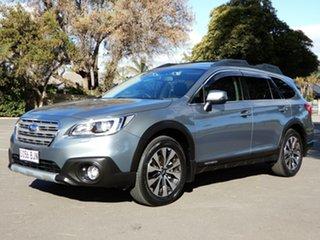 2015 Subaru Outback B6A MY16 2.5i CVT AWD Premium Platinum Grey 6 Speed Constant Variable Wagon