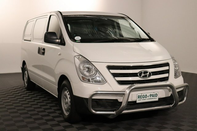 Used Hyundai iLOAD TQ2-V MY15 Acacia Ridge, 2015 Hyundai iLOAD TQ2-V MY15 White 5 speed Automatic Van