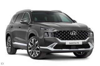 2021 Hyundai Santa Fe Tm.v3 MY21 Highlander Grey 8 Speed Sports Automatic Wagon