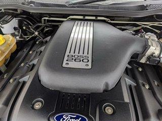 2005 Ford Falcon BA Mk II XR8 Black 4 Speed Sports Automatic Sedan