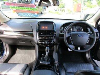2012 Ford Falcon XR6 MkII Blue 4 Speed Automatic Sedan