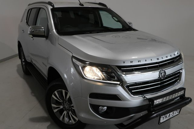 Used Holden Trailblazer RG MY20 Storm Wagga Wagga, 2019 Holden Trailblazer RG MY20 Storm Silver 6 Speed Sports Automatic Wagon