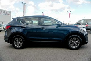 2014 Hyundai Santa Fe DM2 MY15 Active Blue 6 Speed Sports Automatic Wagon.