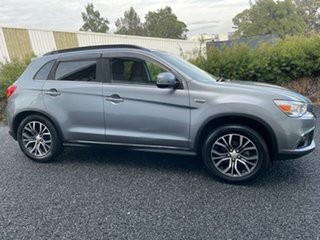 2017 Mitsubishi ASX XC MY17 LS 2WD Grey 6 Speed Constant Variable Wagon