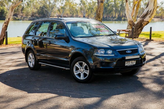 Used Ford Territory SY MkII TX (RWD) Loxton, 2010 Ford Territory SY MkII TX (RWD) 4 Speed Auto Seq Sportshift Wagon