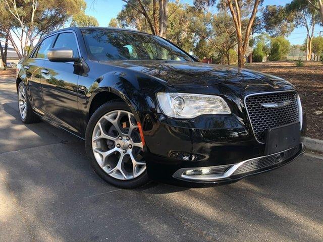 Used Chrysler 300 LX MY16 C E-Shift Luxury Hillcrest, 2016 Chrysler 300 LX MY16 C E-Shift Luxury Black 8 Speed Sports Automatic Sedan