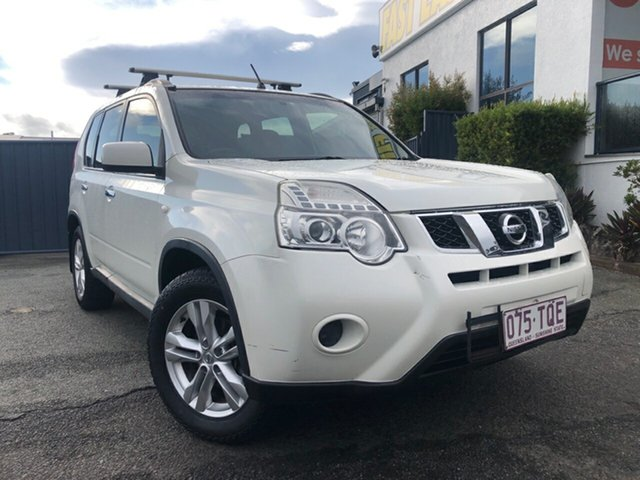 Used Nissan X-Trail T31 Series V ST Slacks Creek, 2013 Nissan X-Trail T31 Series V ST White 6 Speed Manual Wagon