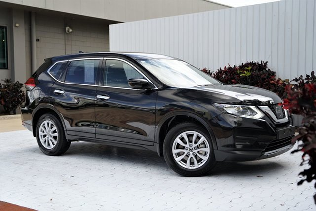 Used Nissan X-Trail T32 Series II ST X-tronic 2WD Cairns, 2018 Nissan X-Trail T32 Series II ST X-tronic 2WD Black 7 Speed Constant Variable Wagon