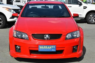 2008 Holden Commodore VE MY09.5 SS-V Red 6 Speed Manual Utility.