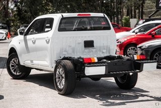 2020 Mazda BT-50 TFS40J XT White 6 Speed Sports Automatic Cab Chassis