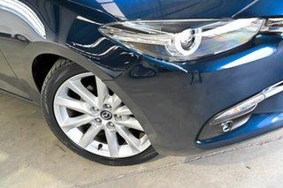 2017 Mazda 3 BN5238 SP25 SKYACTIV-Drive GT Blue 6 Speed Sports Automatic Sedan.