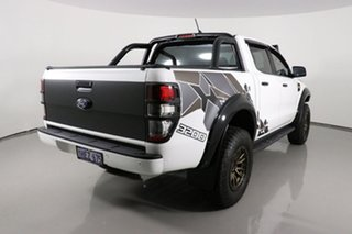 2020 Ford Ranger PX MkIII MY21.25 XLS 3.2 (4x4) White 6 Speed Automatic Double Cab Pick Up