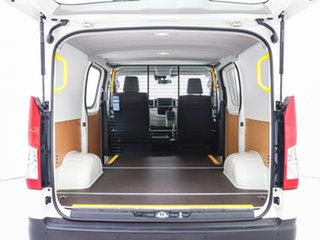2020 Toyota HiAce GDH300R LWB White 6 Speed Automatic Van