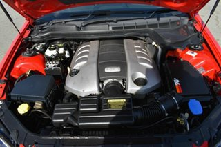 2008 Holden Commodore VE MY09.5 SS-V Red 6 Speed Manual Utility