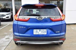 2020 Honda CR-V RW MY20 VTi-E FWD Blue 1 Speed Constant Variable Wagon.