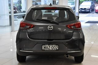 2021 Mazda 2 DJ2HAA G15 SKYACTIV-Drive Evolve Grey 6 Speed Sports Automatic Hatchback.