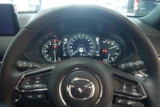 2021 Mazda CX-5 KF4WLA Akera SKYACTIV-Drive i-ACTIV AWD Grey 6 Speed Sports Automatic Wagon