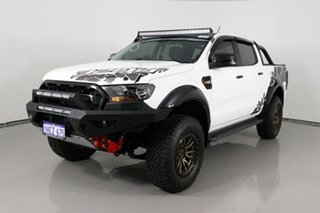 2020 Ford Ranger PX MkIII MY21.25 XLS 3.2 (4x4) White 6 Speed Automatic Double Cab Pick Up.