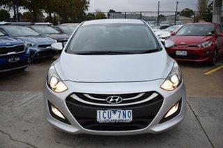 2014 Hyundai i30 GD2 MY14 Trophy Billet Silver 6 Speed Sports Automatic Hatchback.