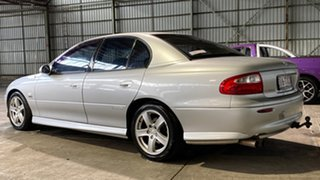 2002 Holden Commodore VX II SS 4 Speed Automatic Sedan