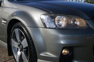 2013 Holden Commodore VE II MY12.5 SV6 Z-Series Grey 6 Speed Automatic Sedan.