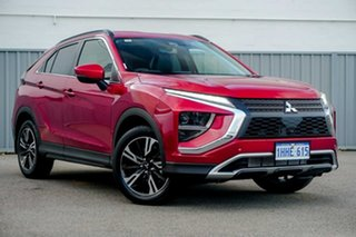 2021 Mitsubishi Eclipse Cross YB MY21 Aspire 2WD Red Diamond 8 Speed Constant Variable Wagon.