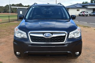 2013 Subaru Forester S4 MY14 2.5i-S Lineartronic AWD Grey 6 Speed Constant Variable Wagon.