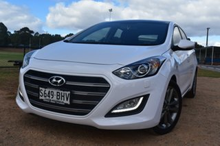 2015 Hyundai i30 GD3 Series II MY16 SR Premium White 6 Speed Sports Automatic Hatchback.