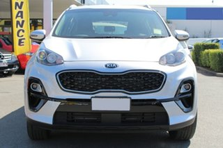 2019 Kia Sportage QL MY20 S 2WD Sparkling Silver 6 Speed Sports Automatic Wagon