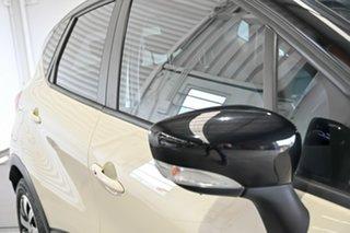 2015 Renault Captur J87 Expression EDC White 6 Speed Sports Automatic Dual Clutch Hatchback.
