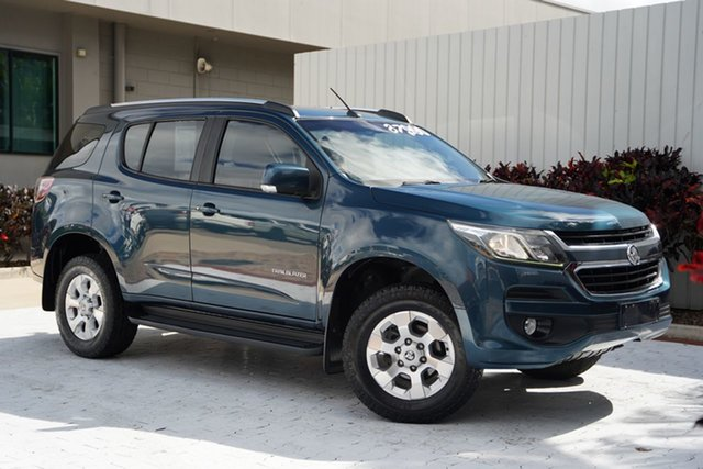 Used Holden Trailblazer RG MY17 LT Cairns, 2016 Holden Trailblazer RG MY17 LT Blue 6 Speed Sports Automatic Wagon