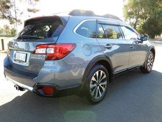 2015 Subaru Outback B6A MY16 2.5i CVT AWD Premium Platinum Grey 6 Speed Constant Variable Wagon.