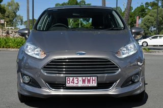 2016 Ford Fiesta WZ Sport Bronze 5 Speed Manual Hatchback
