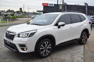 2020 Subaru Forester S5 MY20 2.5i Premium CVT AWD White 7 Speed Constant Variable Wagon.