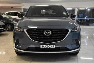 2020 Mazda CX-9 TC GT SP SKYACTIV-Drive i-ACTIV AWD Grey 6 Speed Sports Automatic Wagon.