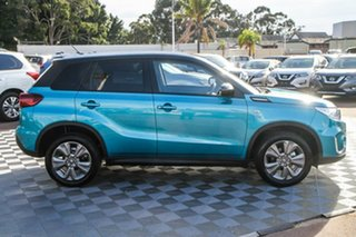 2021 Suzuki Vitara LY Series II 2WD Turquoise/Black Roof 6 Speed Sports Automatic Wagon
