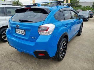 2016 Subaru XV G4X MY16 2.0i-L Lineartronic AWD Blue 6 Speed Constant Variable Wagon.