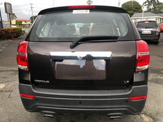 2015 Holden Captiva CG MY15 7 LS Brown 6 Speed Sports Automatic Wagon