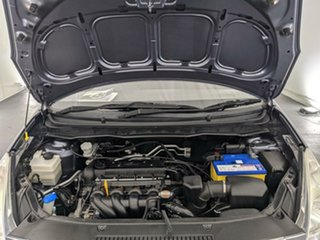 2011 Hyundai i20 PB MY11 Active Grey 5 Speed Manual Hatchback